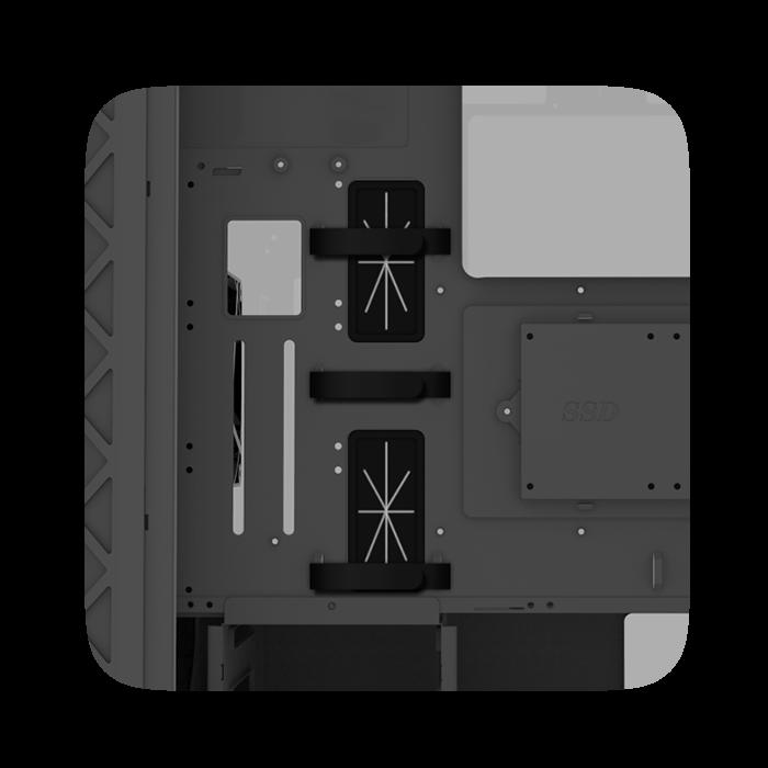 Air 900 ARGB Black