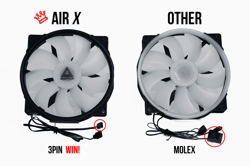 Air X White