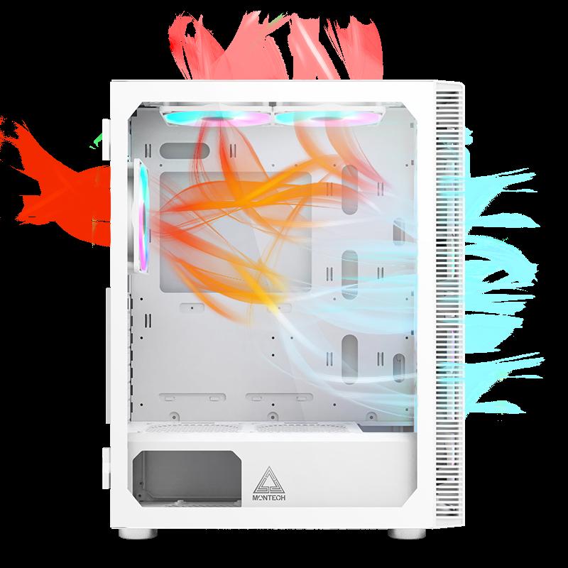 X3  MESH White