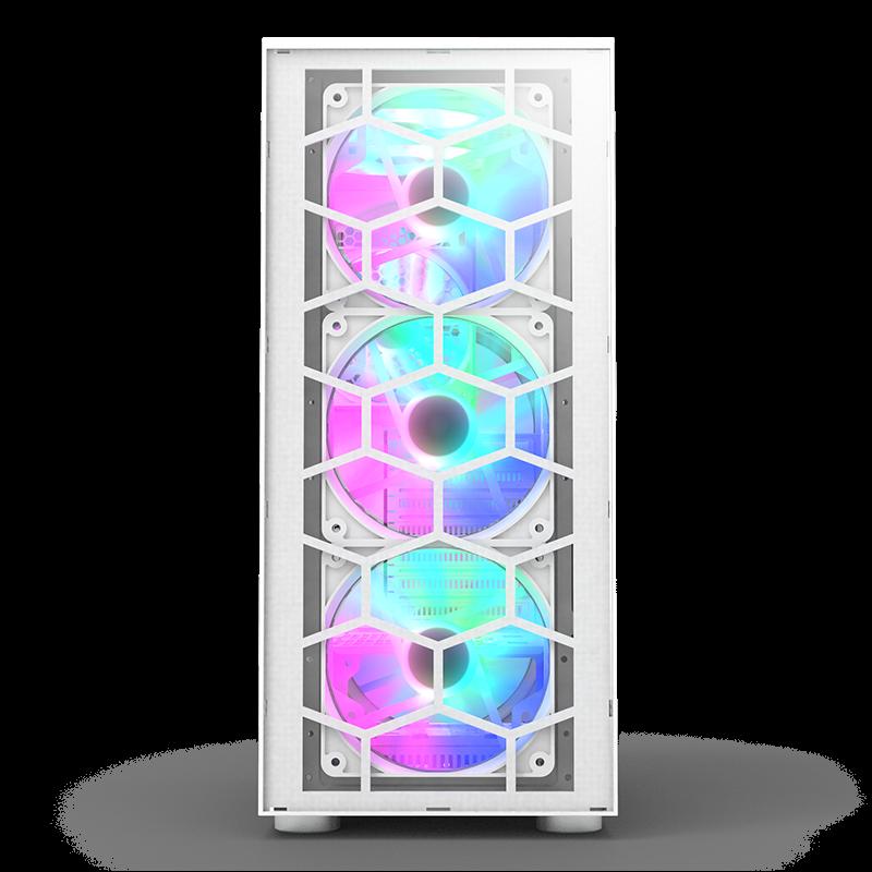 X3 GLASS White