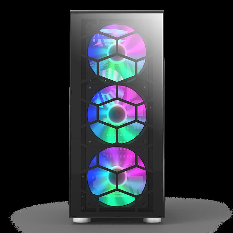 X3 GLASS Black